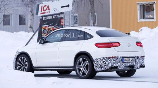 """AMG GLC 63 Coupe"""