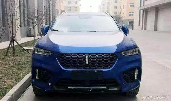上海车展重磅SUV 凌克CX11/长安CS55领衔