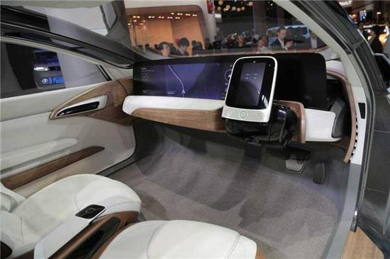 前瞻技术,自动驾驶,汽车内饰设计