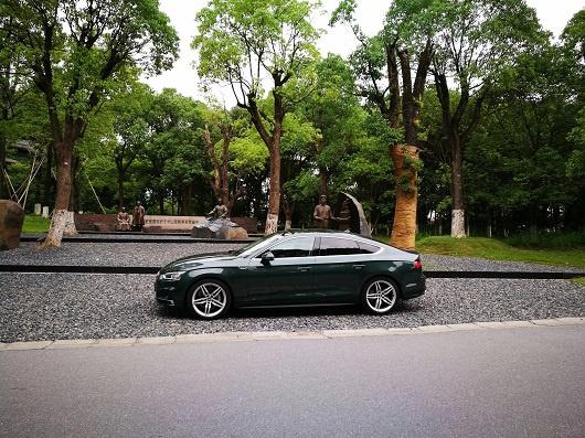 奥迪6月重夺回中国豪车市场桂冠