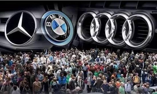 奔驰 宝马 奥迪将在新能源汽车领域投资多少钱?