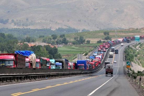 全球最长的十次大堵车,果然有中国上榜
