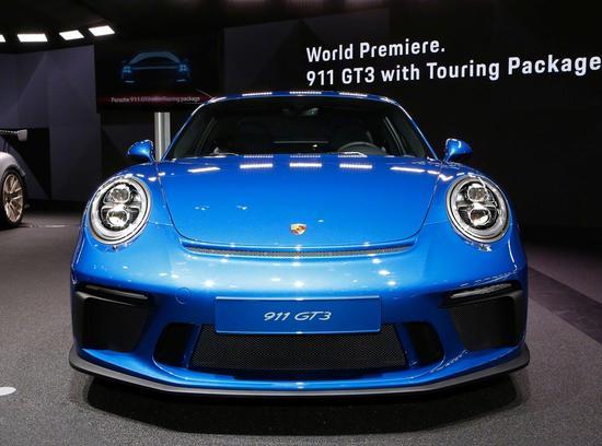 【保时捷911 GT3 Touring Package】