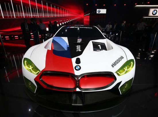 【宝马BMW M8 GTE】