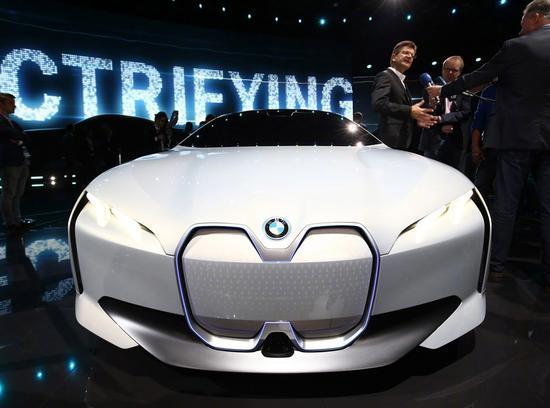 【宝马BMW i Vision Dynamics】