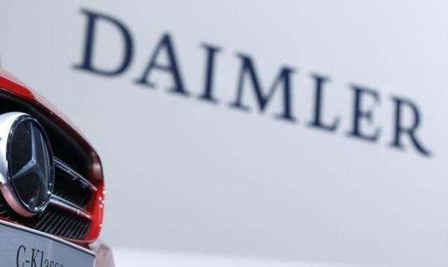 奔驰制造商戴姆勒将裁员超过1万人 以节省15亿美元