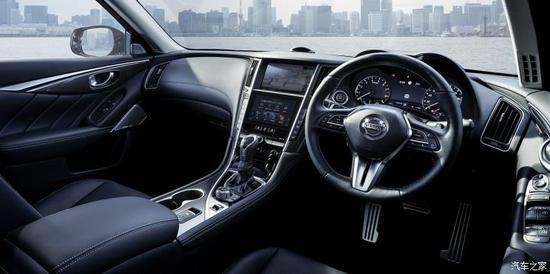 GTR的影子 日版英菲尼迪Q50换代图曝光