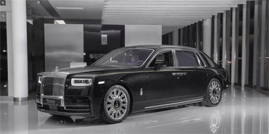 2020款劳斯莱斯幻影加长版盛夏优惠购车