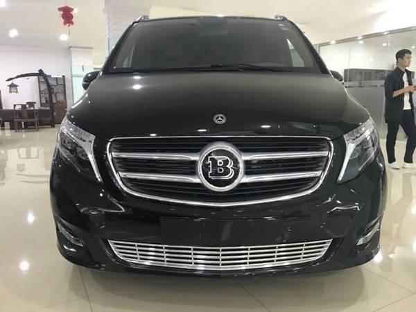 奔驰v250墨版豪华商务车 高配价格优惠