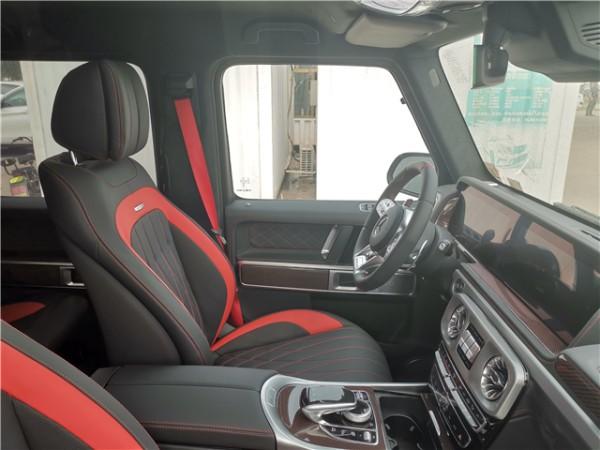 2019款奔驰G63限量版 双增压V8现车报价