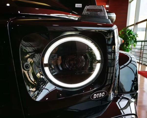 2019款奔驰G63 男人心中极致的梦想越野