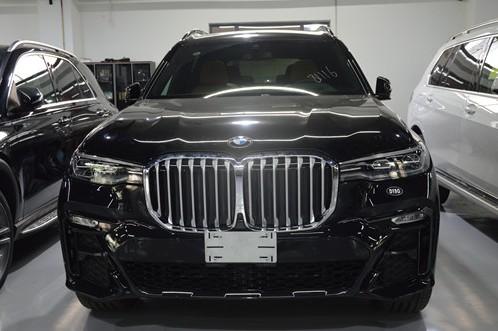 2019款宝马X7现车多台最新行情全面降价