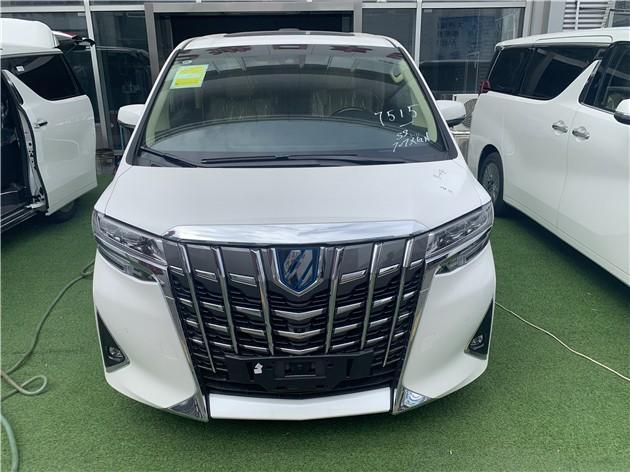 20款丰田威尔法商务车商务MPV港口优惠