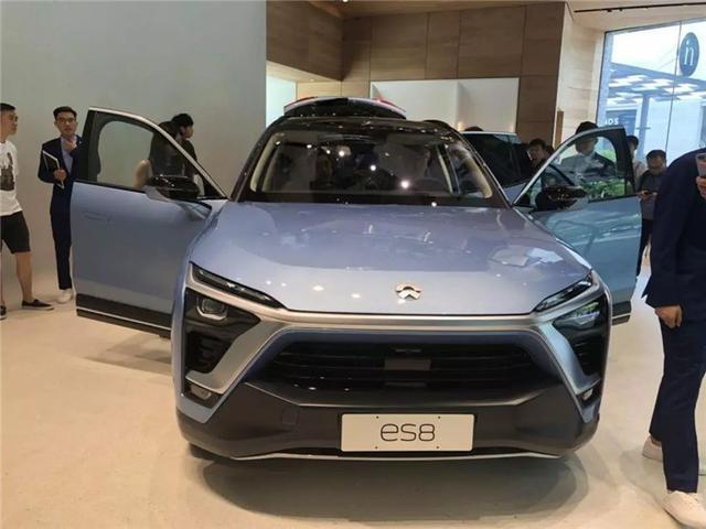 重磅|中国电动车赴美第一股 蔚来汽车正式登陆纽交所