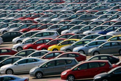 4月英国汽车产量下降44.5% 创十年来最大跌幅