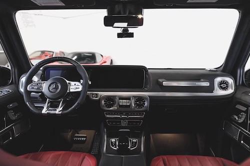 20款奔驰G500国六现车到港最新价格酬宾