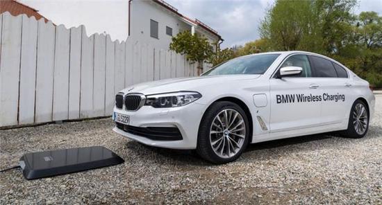 无线充电技术将在电动汽车上广泛应用