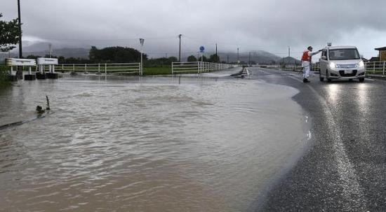 受日本暴雨洪水影响 马自达/三菱/大发汽车工厂停产