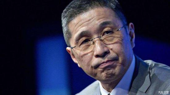 涉嫌财务违规 日产CEO西川广人将被问询