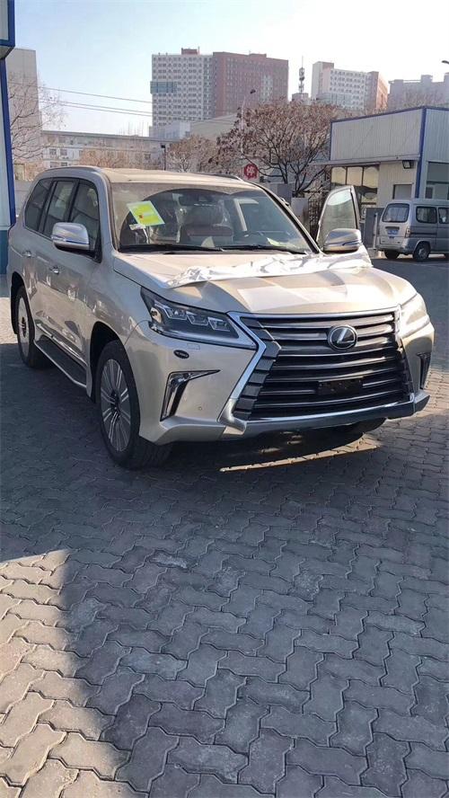 中东版雷克萨斯LX570现车优惠到底抢购