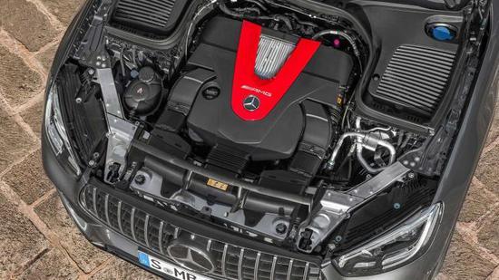 新家族前脸 AMG GLC 43/Coupe官图发布