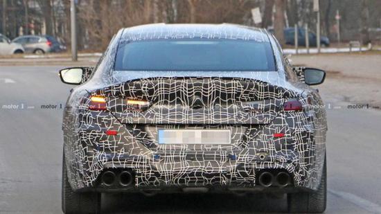 宝马M8 Gran Coupe将于洛杉矶车展发布