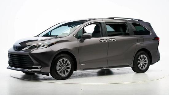 丰田全新MPV车型SIENNA正式导入广汽丰田国产 中文名为