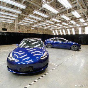 特斯拉微博公布国产Model3图片 将于11月11日正式亮相