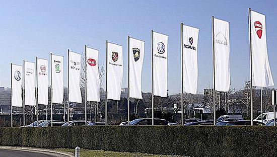 目前,大众汽车集团仍在进行大规模的结构调整。