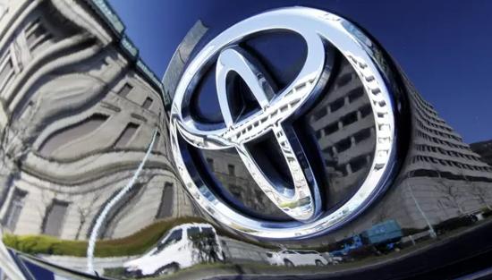 丰田欲借出行服务发展自动驾驶业务