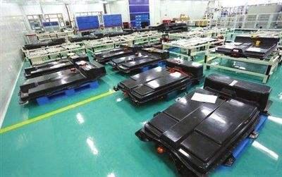 80%车企欲自建电池厂 动力电池企业面临挑战
