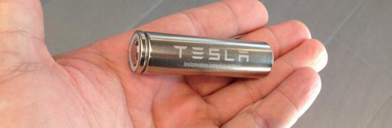 特斯拉公布Model 3电池明细 能量密度居业内最高