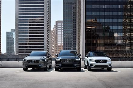沃尔沃汽车上半年全球销量创历史新高