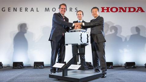 本田与通用又为新一代电池合作 以加快纯电动车辆开发