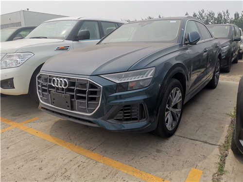 2019奥迪Q8标配舒适版 天津最全配置