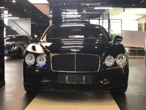 宾利飞驰V8S 奢华贵族座驾惊喜惠价