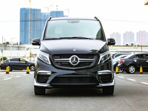 新款奔驰V260现车钜惠酬宾 超值促销价
