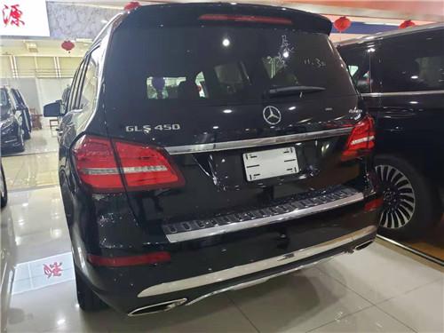 19款奔驰GLS450 豪华SUV最新报价及图片