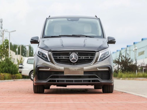 奔驰V260L全车碳纤维改装 预定优惠10万