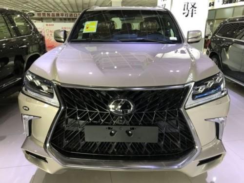 2019款雷克萨斯LX570限量版 降价直销