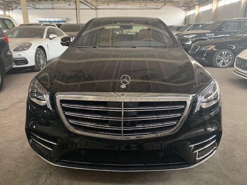2019款奔驰S560现车超豪华专为领袖而生