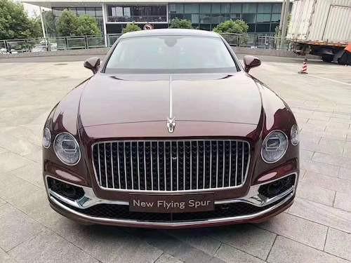 2020款宾利飞驰年底让利进口豪车优惠多