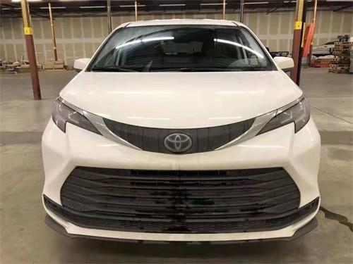 2021款丰田塞纳国六接受预定进口商务车