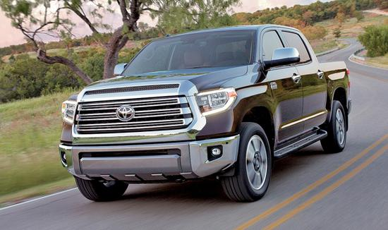 销量千年老五 丰田Tundra美国产能或提升