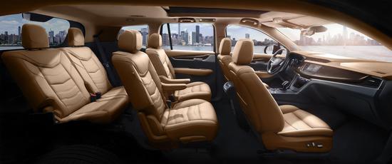 热门新车到店探访 大空间5/6/7座SUV该怎么选?