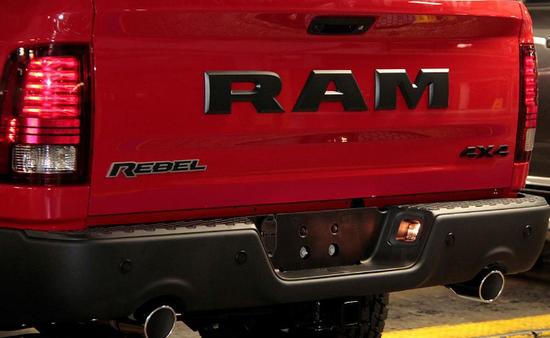 因电动尾门锁止装置缺陷 FCA将召回超114万辆Ram皮卡