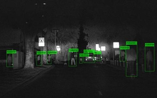 以色列初创公司BrightWay Vision军用夜视技术 扩展车辆视野范围