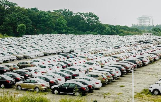 总体产能规划已超500万辆新能源车产能过剩现苗头