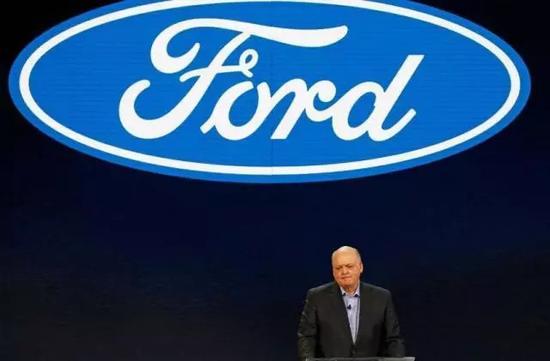 福特汽车公司总裁兼首席执行官吉姆·哈克特