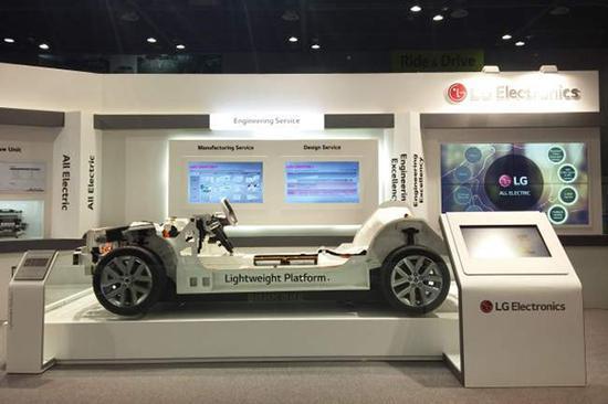 韩系发力汽车互联 LG、三星零部件巨头入局
